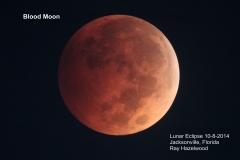 Blood Moon Oct. 8, 2014